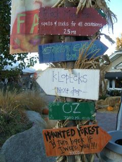 Halloweensigns