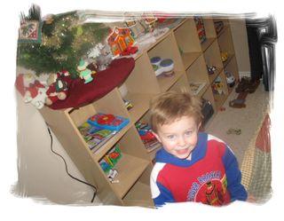 Jake's Christmas tree