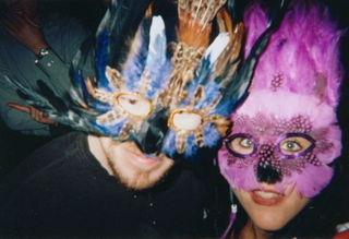 New Year 2001 Millenium