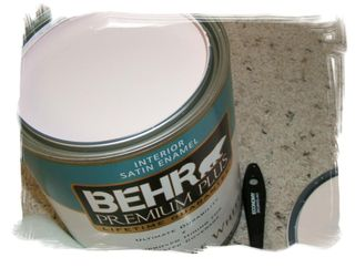 Berry cheesecake paint