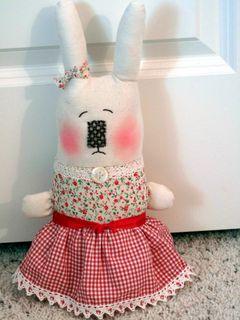 Pixie the Bunny