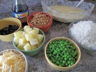 Hawaiian Haystack Yummy-ness!