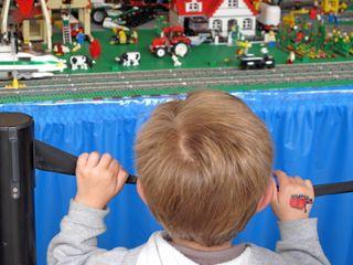 Train Lego Ville