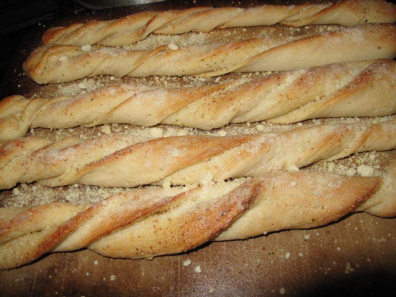Garlicbreadsticks