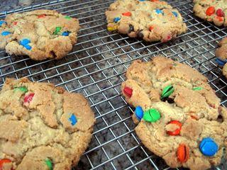 M&moatmealcookies