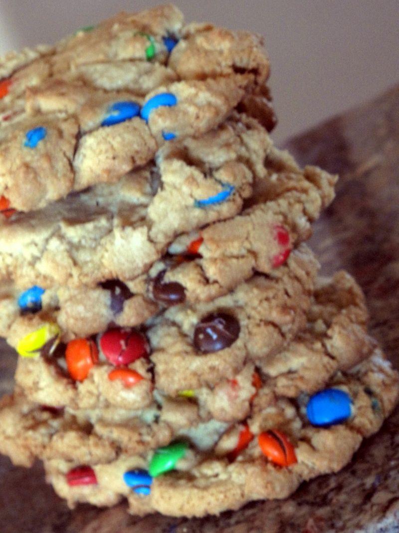M&mcookiestack