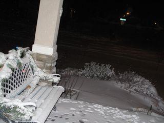 Winterporch