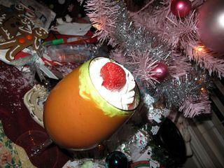 Guavaorangedrink