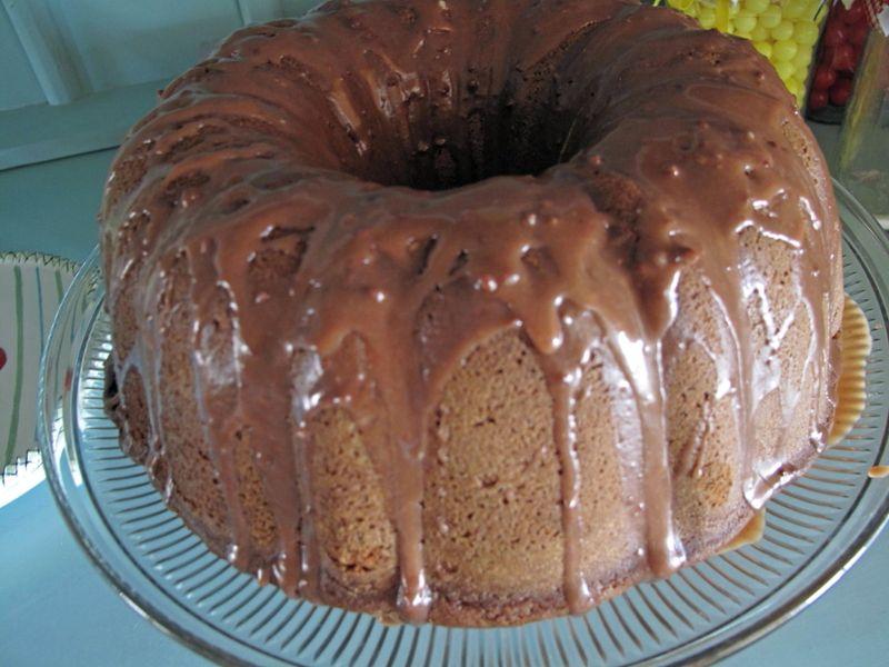 Chocolatechipcake