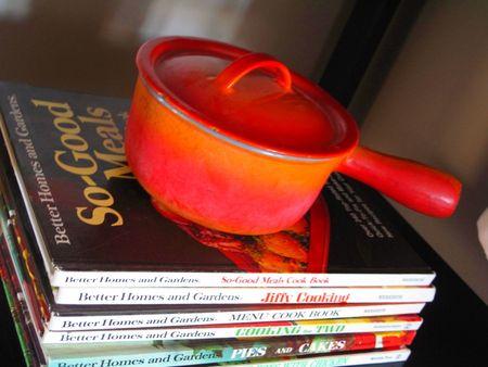Oldpot&cookbooks