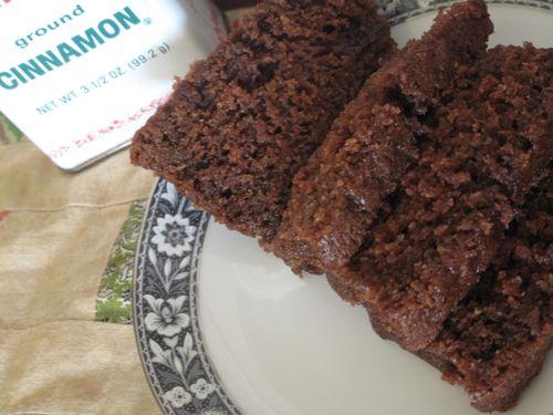 Chocolatezuchbread