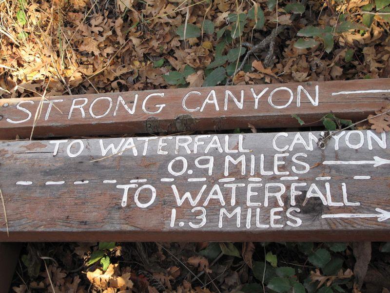 Strongcanyon
