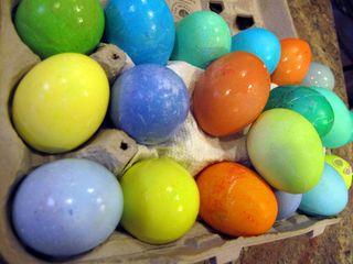 Eastercoloreggs
