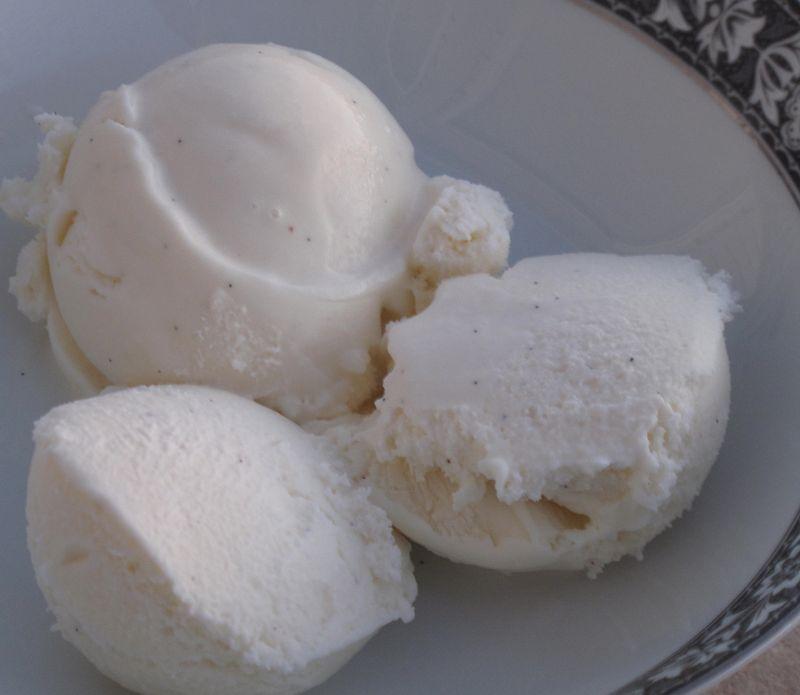 Vanillabeanicecream