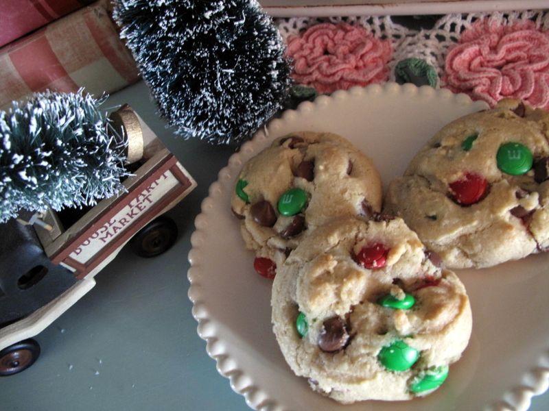 M&mxmascookies