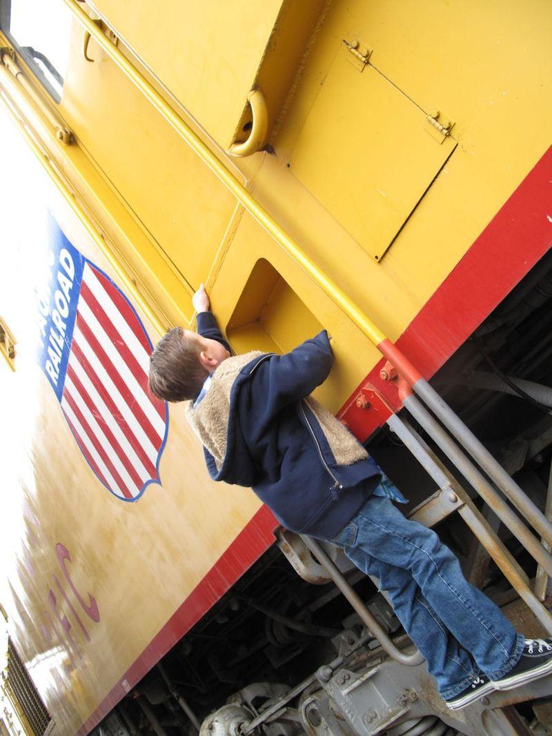 Trainclimb
