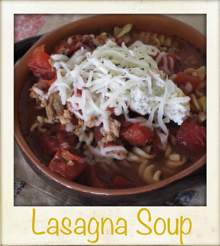 Lasagnasoupbowl