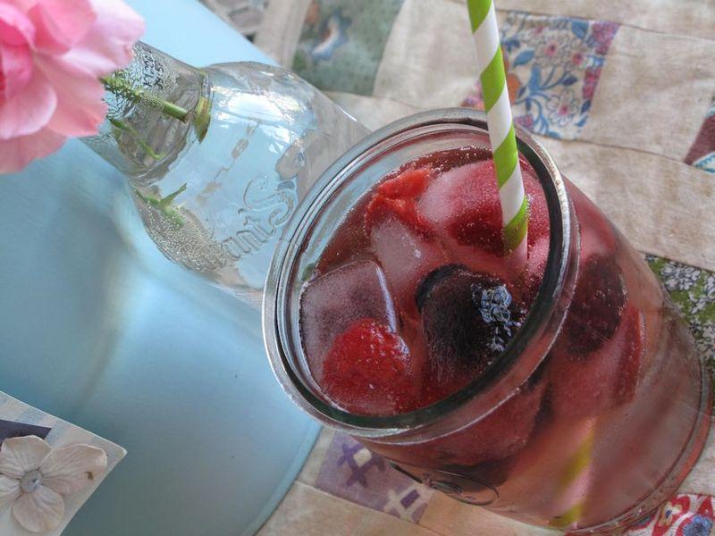 Berrysoda