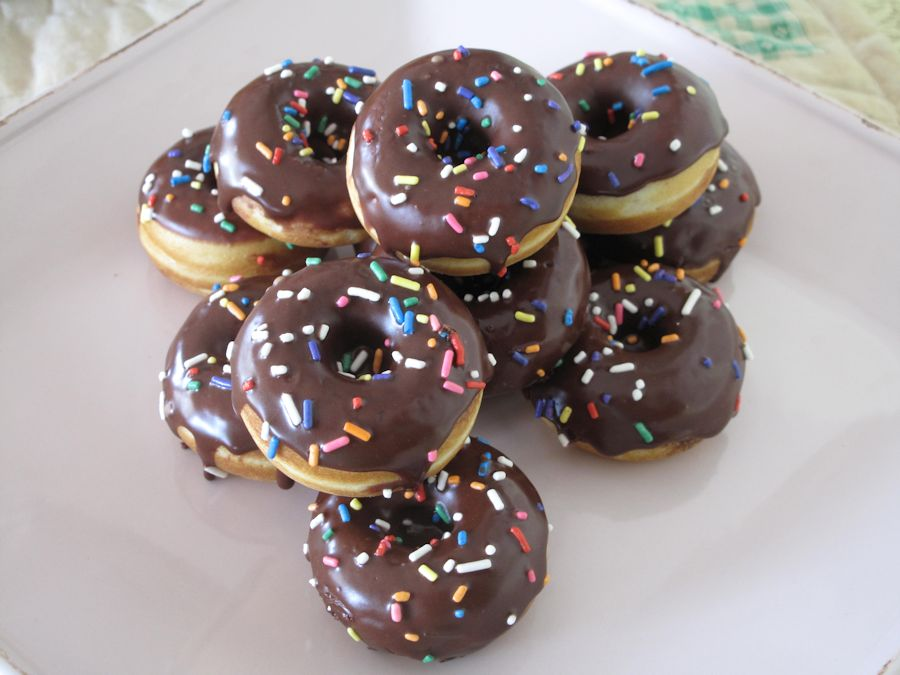 Donut Recipe For Donut Maker Using Cake Mix