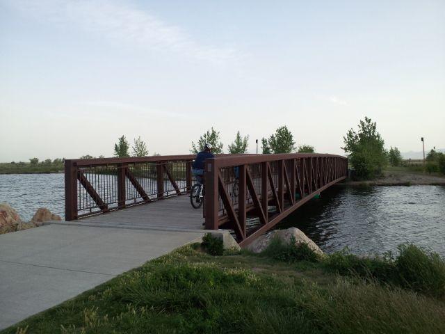 Bridgebikeride
