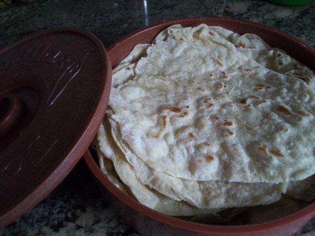 Tortillaholder