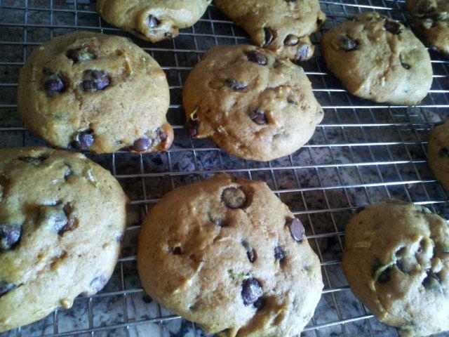 Pumpzuchcookies