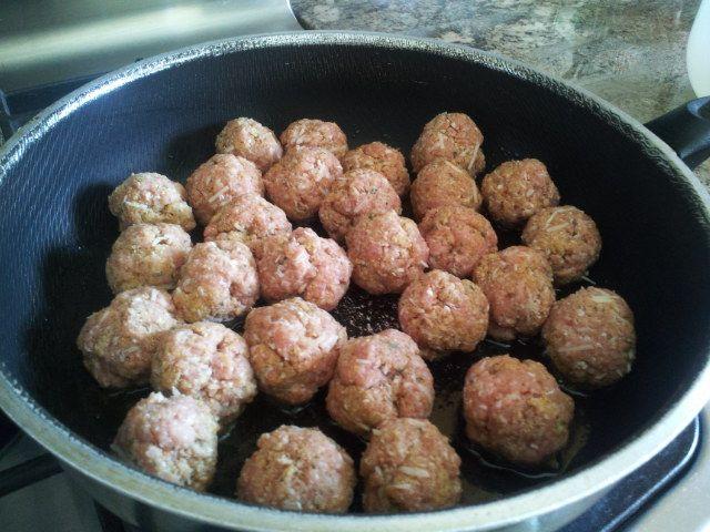 Meatballsgrape