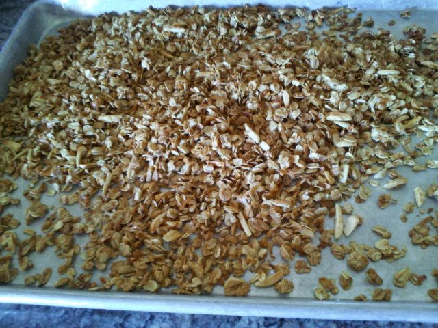 Breakfastgranola