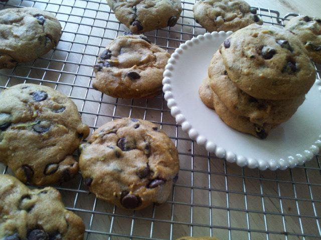 Pumpkinzuchcookies