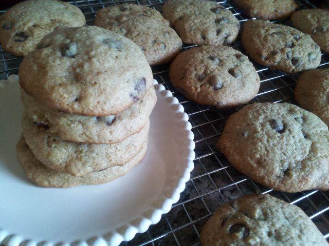 Recipe applesauce chocolate chip cookies