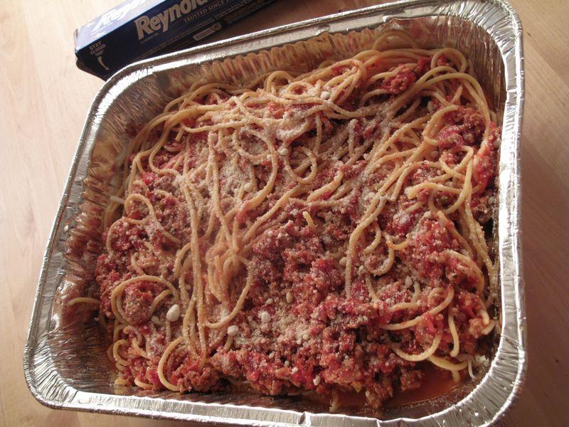 Spaghettibakefreezer