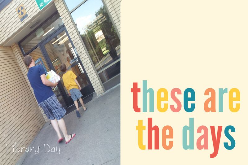 Thesearethedays