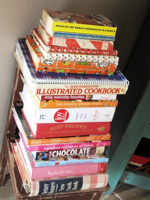 Cookbookstacks