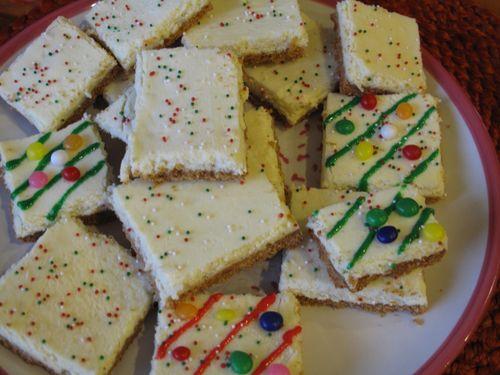 Holiday Cheesecakes