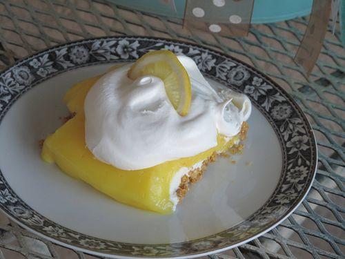 Dreamy Lemon Bars