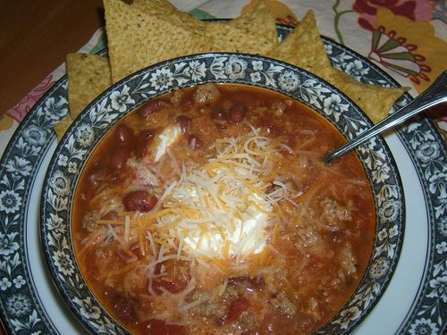 Ranch Hand Soup
